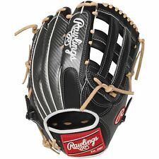 "Rawlings Heart of the Hide Hyper Shell 12.75"" Baseball Glove: PRO3039-6BCF"
