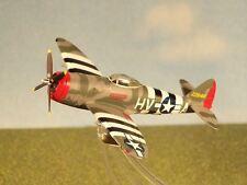 "P-47 Thunderbolt~Lt.Col."" Gabby""Gabreski~Ace~Ar mour~E282"