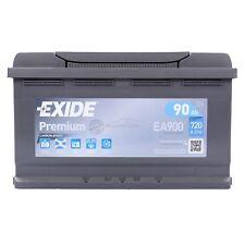 AUTOBATTERIE PKW-BATTERIE EXIDE EA900 PREMIUM CARBON BOOST 90-AH 720-A 31962643