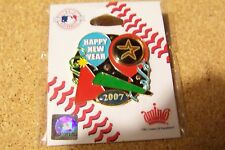 2007 Houston Astros New Years party pin