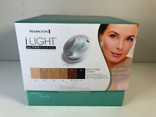 Remington iLIGHT Ultra Face and Body IPL Hair Removal System