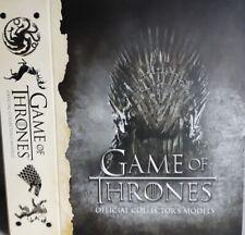 Game Of Thrones GOT Official Collectors  A4 Magazine Binder NEU