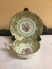 Paragon By Appointment Of The Queen Numbered Saucer And Cup