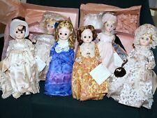 Madame Alexander Vintage Doll Lot - First Lady Ladies Series I