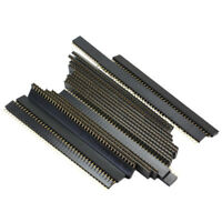 40Pin 2.54mm Male PCB Single Row Straight Header Strip Connector for Arduino