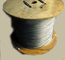 100 FEET WESTERN ELECTRIC SILVER MESH WIRE 20 GA VINTAGE USA NOS NEW AUDIO AMP
