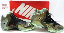 Nike Zoom Lebron Size 7Y Kings Pride Gradeschool Kids 621712-700