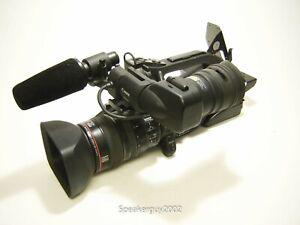 Canon XL-H1 Video Camera - Camcorder with Lens -- CC