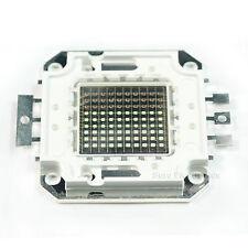 100W Watt RGB Multicolor red/green/blue Bright High Power LED  Panel Chip DIY