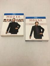 House Season Eight Blu Ray Great Condition Complete FINAL SEASON