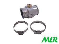 50MM / 2INCH ALLOY HOSE ADAPTOR ENGINE / RADIATOR TEMPERATURE SENDER MLR.AVK