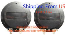 2pcs Diaphragm for Yamaha JAY-2061, S-115, 16 Ohm, D-101AFT-16  Ship From US