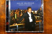 Julio Iglesias - Romantic Classics  - CD, VG
