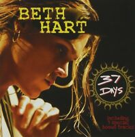 BETH HART - 37 DAYS (GATEFOLD 2LP+180 GR.+BONUS TRACKS)  VINYL LP +NEW+