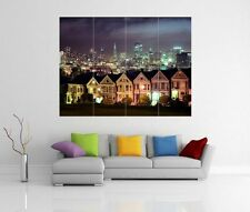 SAN FRANCISCO GIANT WALL ART PICTURE PRINT POSTER G82