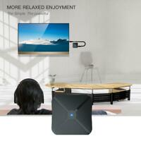 2 in 1 Wireless Bluetooth Transmitter Receiver 3.5mm Audio Adapter for TV