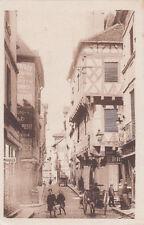 CHALON-SUR-SAONE maison de bois rue saint-vincent