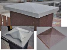 Schalungsformen / Gießformen für Pfeiler - Pfosten Abdeckungen