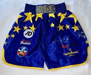 Tony Bellew Hand Signed Bomber Boxing Shorts Bidding From £66