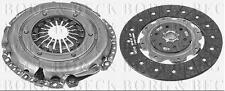 HK2667 BORG & BECK CLUTCH KIT 2-IN-1 fits Alfa Giulietta 2.0 JTDM 04/10-