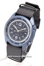 Runde Armbanduhren mit Aluminium-mechanische (automatische)