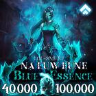 🌝 NA EUW LOL League of Legends 40.000🌗100.000 Blue Essence Region EUNE Smurf