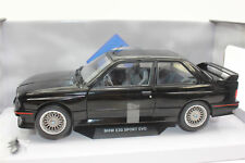 SOLIDO BMW E30 Sport EVO 1990 Black 1 18 1801501
