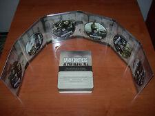 BAND OF BROTHERS 10 EPISODIOS 6 DVD EDICIÓN ESPAÑOLA MUY BUEN ESTADO