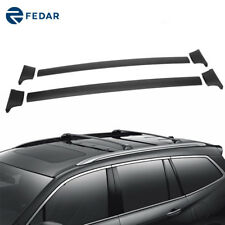 Roof Rack Cross Bar Cargo Carrier Luggage Rack For 2016-2018 Honda Pilot
