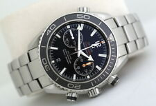 Men's Omega Seamaster Planet Ocean 46mm Chronograph Co-Axial Watch (2012)
