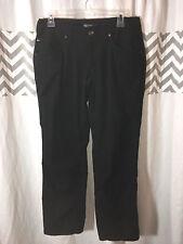 Women's 5.11 Tactical Series Black Law Enforcement Technical Pants Size 8 28x31
