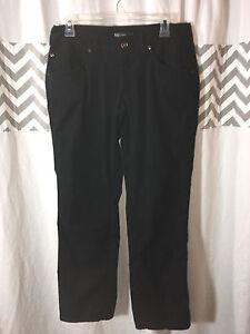Women's 5.11 Size 8 29x31 Tactical Series Black Law Enforcement Uniform Pants