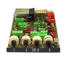 Telefunken V397p Einschub für Studio-Technik, PW / Osz / Symm / Empf Einstellung