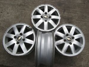 "Chevrolet Tacuma 15"" Alloy Wheel"