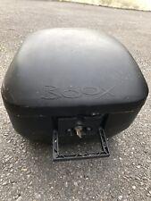 BOOX Moto Caja Superior/Estuche Con Llave Lateral-Usado -