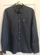 FRED PERRY. Mens L'Sleeved Shirt. Size XL. Hardly Worn.