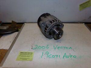 Vauxhall Vectra C 1.9 CDTI Alternator