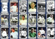 Derby County 1972 Division One Champions football trading cards (1971-72)