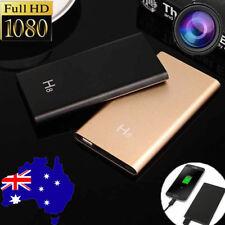 Mini WiFi 1080p HD Spy Hidden IP Camera Power Bank Wireless Video Recorder Cam U