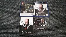 Sony PS2/Playstation 2 Hitman Contracts Tested And Working (B2)