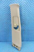 03-09 Lexus GX470 Driver Side Center Pillar Upper Trim Panel 62420-60050 Tan OEM