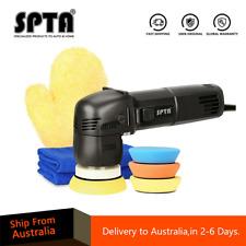 SPTA 3inch 10mm/700W Mini Dual Action Polisher Car Polisher Set  DA Polisher