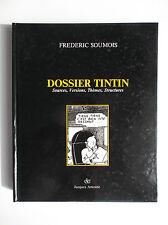 RARE Dossier Tintin 1987 Soumois TTBE