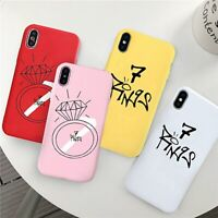 7 Rings American singer Ariana Grande Case For iPhone 6s 7 8 Plus X XS Max XR 11