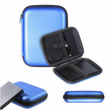 2.5INCH EXTERNAL USB HARD DRIVE DISK CARRY CASE POUCH BAG FOR SSD HDD PC UNIT