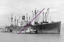 mc1489 - USA Cargo Ship - Celsior , built 1943 - photo 6x4