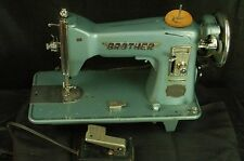Vintage Brother Deluxe Precision Syncro-Matic Sewing Machine