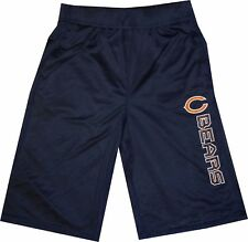 Chicago Bears Youth Outerstuff Team Apparel Boys Shorts 8-20 $35.00
