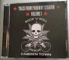 """""""Tales From Parkway Stadium"""" CD . Rock n Roll Rescue . 23 track compilation 2021"""