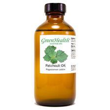 8 fl oz Patchouli Essential Oil (100% Pure & Natural) Glass Bottle